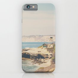 La Jolla photograph iPhone Case