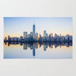 New York 02 - USA Rug