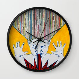 Hype Wall Clock
