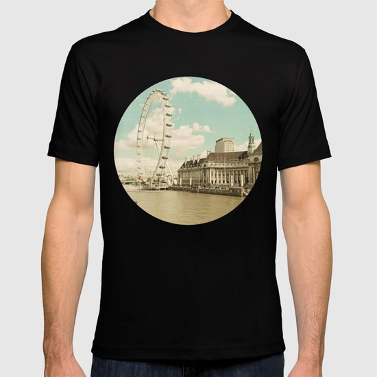 London Eye Love You T-shirt