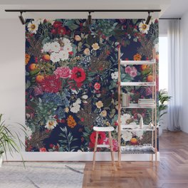 Midnight Garden VI Wall Mural