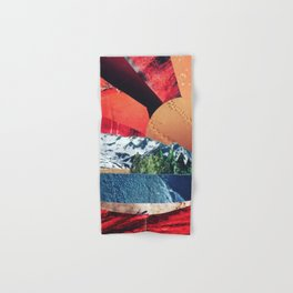 Sunset Collage Hand & Bath Towel