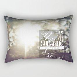 SunShine Rectangular Pillow