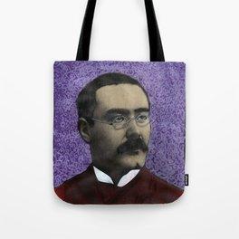 Rudyard Kipling Tote Bag