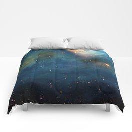 Dusty Nebula Comforters