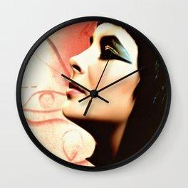LIZ TAYLOR CLEOPATRA Wall Clock