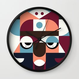 darthvader mr Wall Clock