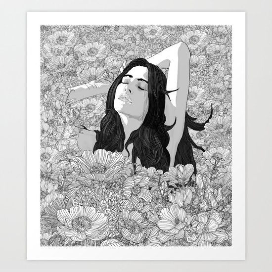 First of May Art Print