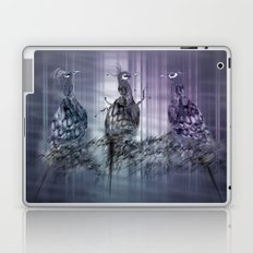 A perfect day between peacock! Laptop & iPad Skin
