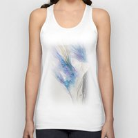 sister Tank Tops featuring Soul Sister by Halinka H