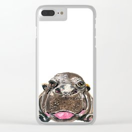 Cheeky Clear iPhone Case