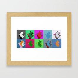 Baby Baby Framed Art Print