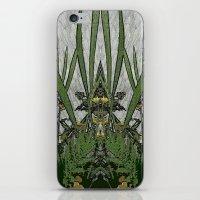 plants iPhone & iPod Skins featuring Plants by Gun Alfsdotter