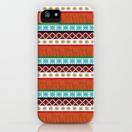 Mayacoa for Rafiki Mwema iPhone Case