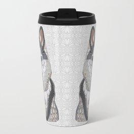 Happy Husky Travel Mug