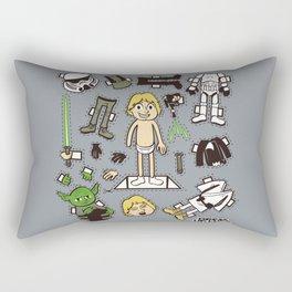 Dress up Luke Rectangular Pillow
