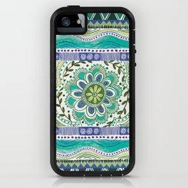 Boho Bloom iPhone Case