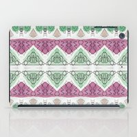 tribal iPad Cases featuring Tribal  by Marlidesigns