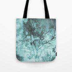 Secret life of tree Tote Bag