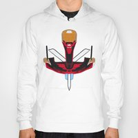 givenchy Hoodies featuring Givenchy tribal design by cvrcak