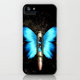 Chloe's Butterfly iPhone Case