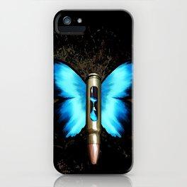 Chloe's Butterfly iPhone Case