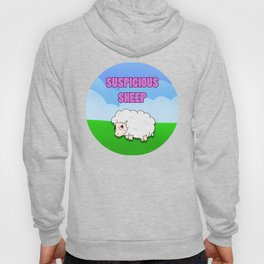Suspicious Sheep Hoody