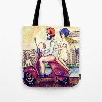wedding Tote Bags featuring wedding! by Dilaraizm