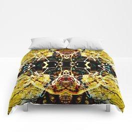 Chaos Tree Kaleidoscope 3 Comforters