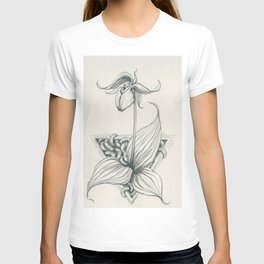 Lady Slipper T-shirt