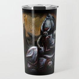 For I am Death Travel Mug