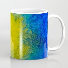 Sea Mirrors The Moon Coffee Mug