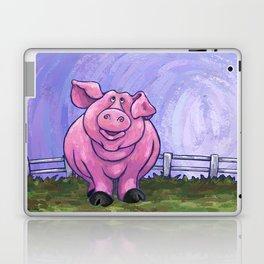 Animal Parade Pig Laptop & iPad Skin