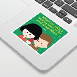 Amélie Sticker
