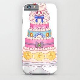 Alcremie Gigamax iPhone Case