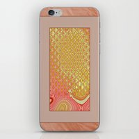 frame iPhone & iPod Skins featuring Frame by Fine2art