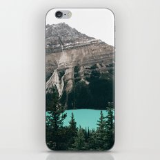 Peyto Lake II iPhone Skin