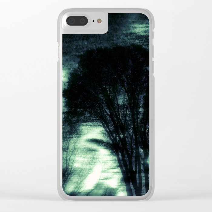 Twilight I Clear iPhone Case