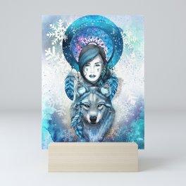 Winter Dreams Mini Art Print