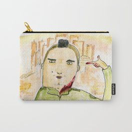 Taxi Driver Carry-All Pouch