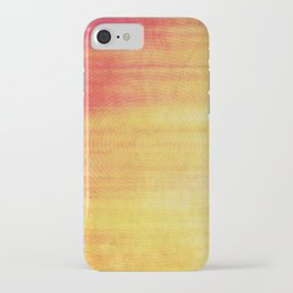 Color Burst - Sunset Ring iPhone Case