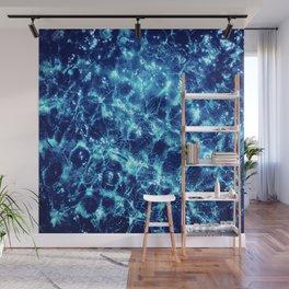 Sparkling Ocean Water Wall Mural