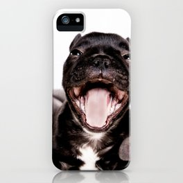 It's a Ruff life being a Puppy! iPhone Case