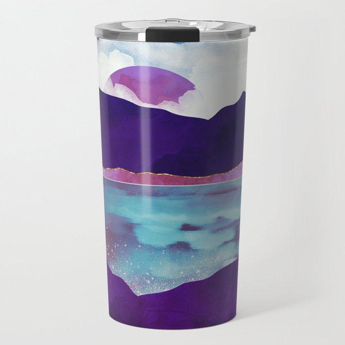 Dark Sea Travel Mug