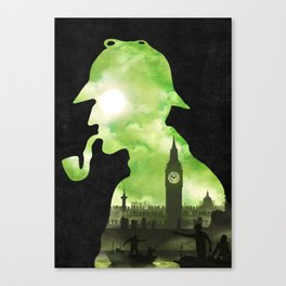 The Cursed Treasure Canvas Print