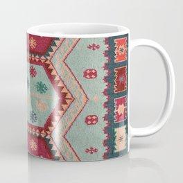 V31 Traditional Colored Moroccan Carpet. Coffee Mug