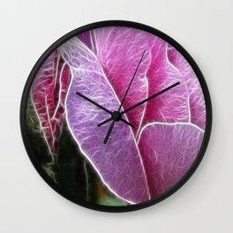 Rosett Wall Clock