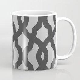 Grille No. 2 -- Black Coffee Mug
