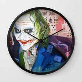 Jokes on You (JOKER) Wall Clock