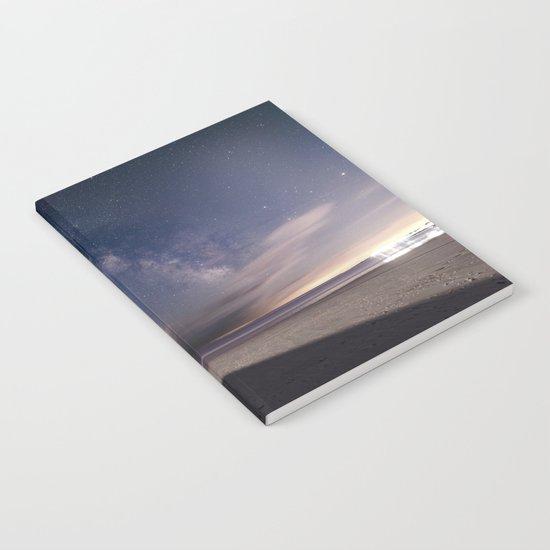 Milkyway at Good Harbor Beach Notebook